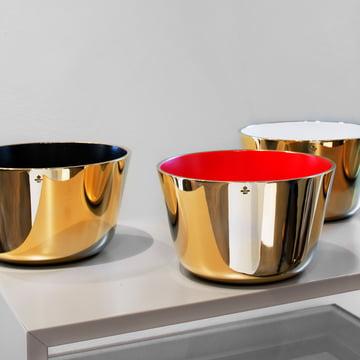 Skultuna - Bowl, brass