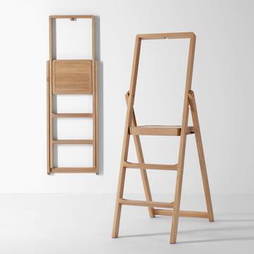Design House Stockholm - Step Folding Ladder, oak wood