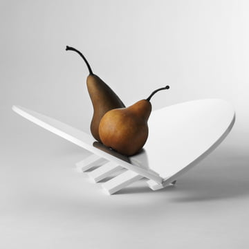 Design House Stockholm - Leaf Tray, white