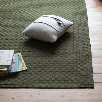 Objekten - Kangaroo pillows and Passo carpet