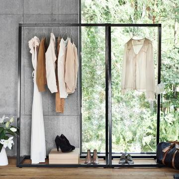BeDesign - Lume coat stand, black