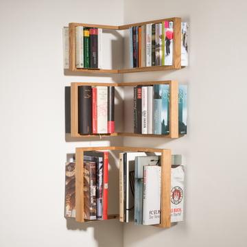das kleine  b - shelf  b-corner