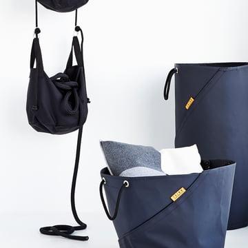 Trimm Copenhagen - Soft Pots + Rope, black