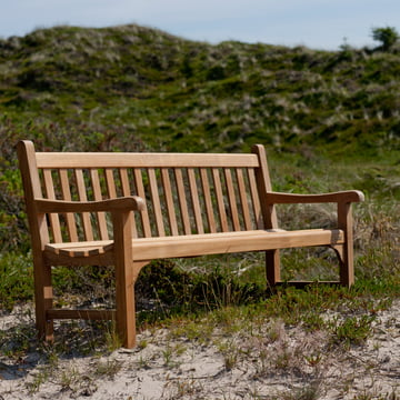 Skagerak - England Bench 180, teak