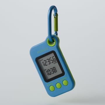 Mondo - Step, 3D-Sensor Pedometer (DP01), blue