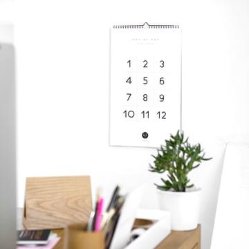 Maven Wall Calendar