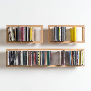 das kleine b - CD Shelf