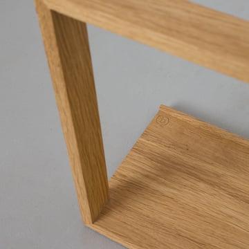 das kleine b - Shelf bseite
