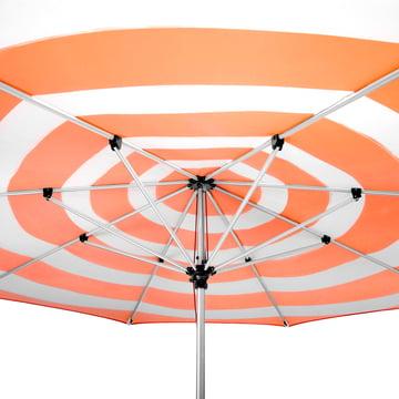 Stripesol parasol by Fatboy