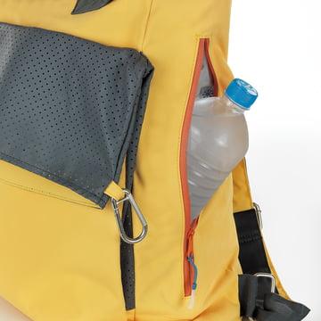 Terra Nation - Tane Kopu Beach Bag, yellow