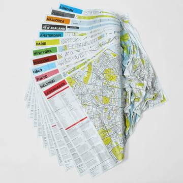 Palomar - Crumpled City Map