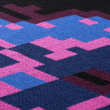 Zuzunaga - Digital Sunset Blanket
