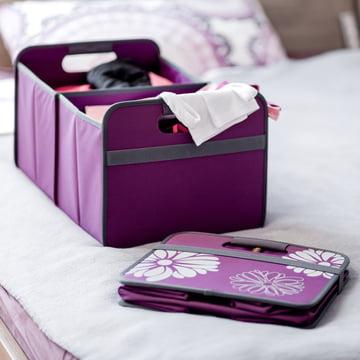 meori - CLASSIC Foldable Box 30 Liter, midnight magenta
