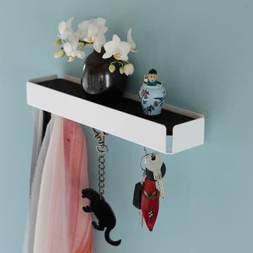 The Konstantin Slawinski SL35 Key-Box serves as wall tray for decoration items