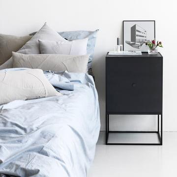 by Lassen - Flow cushion in the bedroom