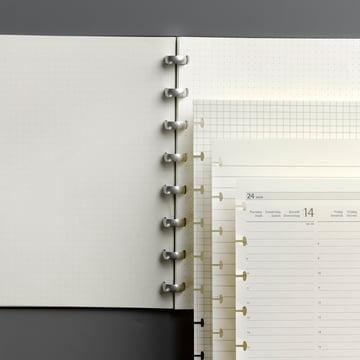 Atoma - Classic Alu Notebuch
