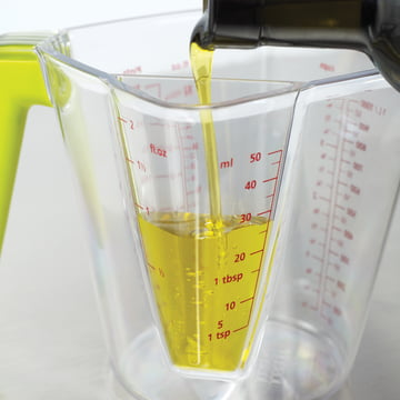 For the preparation of salad dressings
