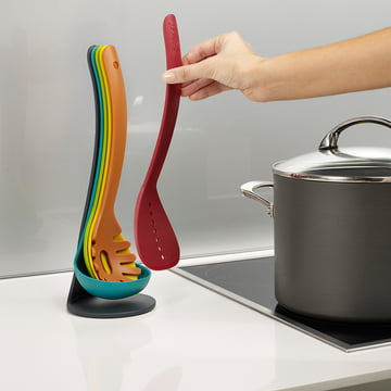Many Kitchen Tools that take up little room