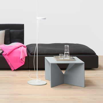 A table like a sculpture