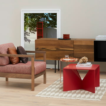 A splash of colour for your living room