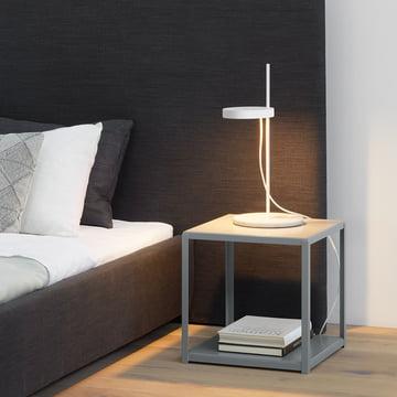 Minimal bedside table