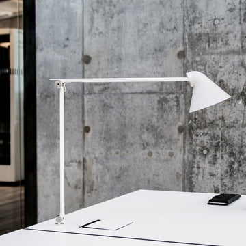 NJP table lamp with PIN-fastening