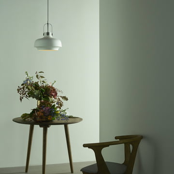 Copenhagen SC7 Pendant Lamp by & tradition in matte white