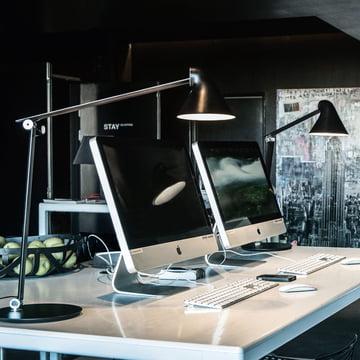 Modern desk lamp