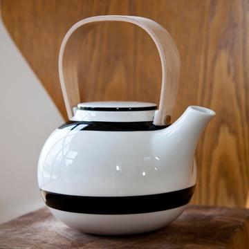 Kähler Design - Omaggio Teapot 1 L, black