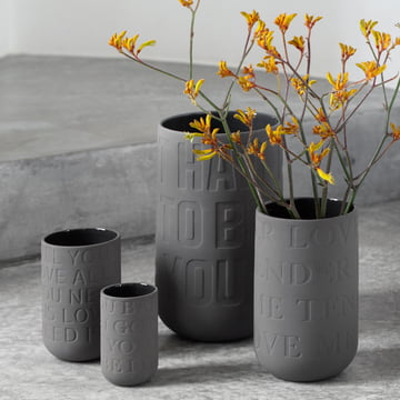 Love song vases