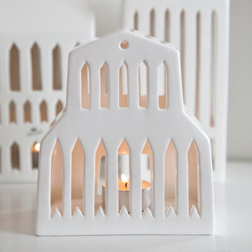 Basilica votive candle house