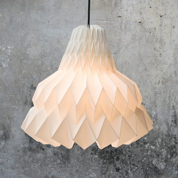 A bell made of paper