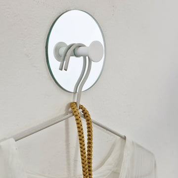 Spot hook by Norrmade in white