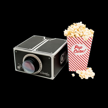 Smartphone projector by Luckies