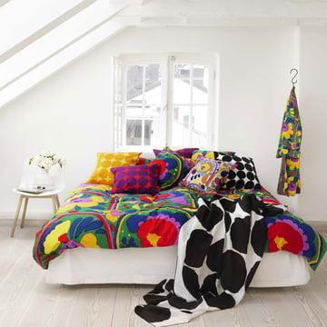Karuselli Cushion Cover by Marimekko