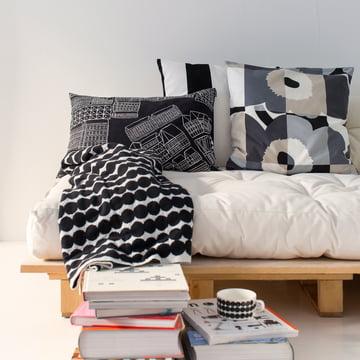 Marimekko cushion & blanket