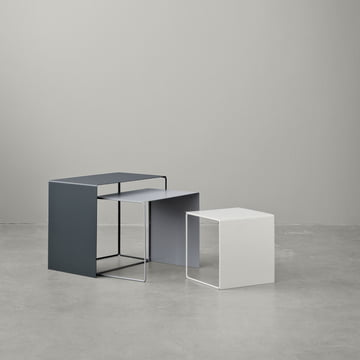 Cluster tables (set of 3) by ferm Living