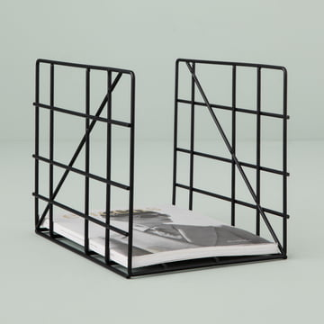 Square Magazine Holder by ferm Living