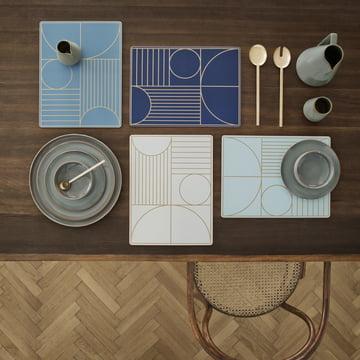 ferm Living - Outline Table Mat