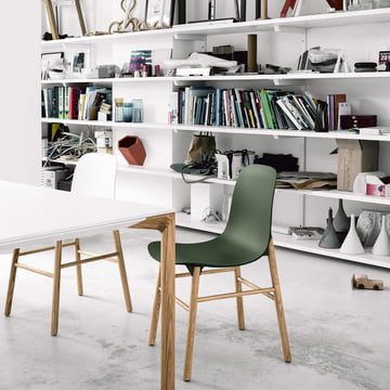 Good and stable design - Sharky chairs