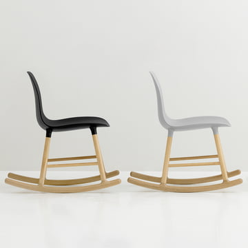 Form Rocking Chair by Normann Copenhagen
