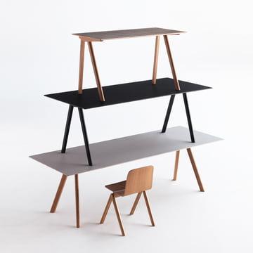 Hay - Copenhague Tables/ Copenhague Chair