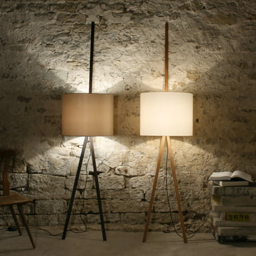 Luca lean lamp by Maigrau