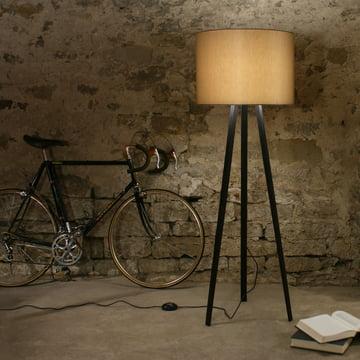 Luca stand high tripod floor lamp by Maigrau