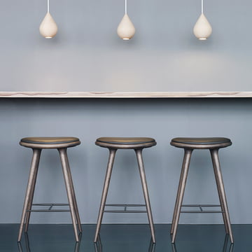 Stools by Space Copenhagen for Mater