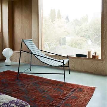 Reinterpretation of the deckchairs