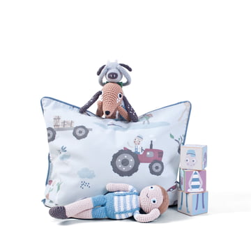 Pillow for the Baby Bed Linen Farm by Sebra