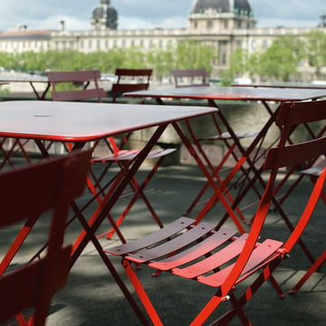 Fermob - Bistro Chair and Table