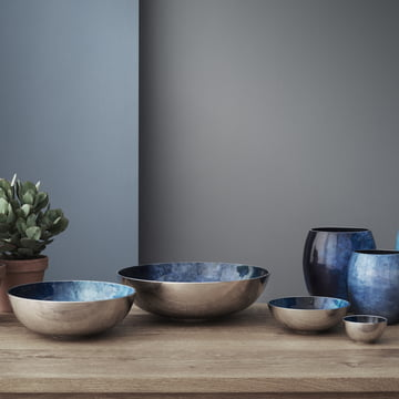 Horzion vases and bowls from Stelton