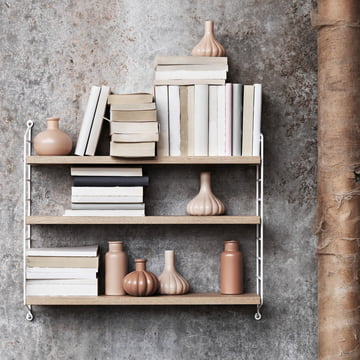 String - Pocket wall shelf